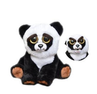 Wholesale plush stuffed monkeys for sale - Group buy Stuffed CM Christmas Game Face Change Feisty Pets Animals Plush Toys Cartoon Monkey Unicorn Plus Animals Anime Stuffed Animals for Baby
