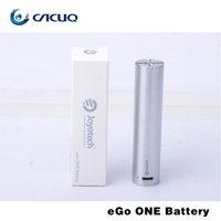 Wholesale Ego Battery Joye - 2015 Hottest Joyetech Ego One Kit Ego One Battery 1100mAh & 2200mAh Joye Ego One Battery Original Joyetech e cig