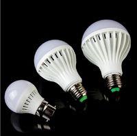 Wholesale E27 9w Led Energy - E27 E14 B22 LED Bulbs 3W 5W 7W 9W 12W 85-265V LED Bulb 5730 SMD LED Warm Cool White Energy Saving Led Globe Bulb Light Pendant Lamp CE, RoHS