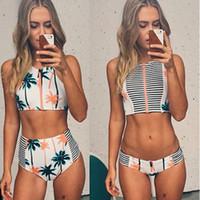 Wholesale Thong Bikini Swimsuits For Women - swimwear women,swimsuits,thong bikini,beachwear,high waist swimsuit,bathing suit,bikini,swim wear,swimming suit for women, free shipping