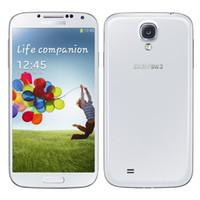 Wholesale S4 Quad Core 16gb - Samsung S4 I545 L720 I337 M919 AT&T Quad Core 2GB RAM 16GB ROM Android4.2 Original Refurbished Unlock Cell Phone