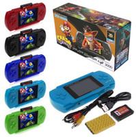jeu vidéo 2.7 achat en gros de-Game Player PVP Station Light 3000 (8 bits) 2,7 pouces écran LCD PVP3000 Console de jeu vidéo portable Console Mini boîte de jeu portable