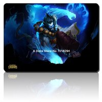 spirit pad - lol mouse pad Spirit Guard Udyr mousepad laptop Legends mouse pad razer notbook computer gaming mouse pad gamer play mats