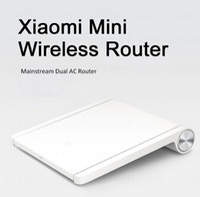 antenne 5g großhandel-Original brand mi Xiaomi router schwarz wifi router 802.11ac wireless MT7620A 128 MB 2,4G 5G dual band ac antenne smart mini router