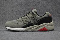 Wholesale Nb Blue - NEW CHINA NB 580 2013 men women casual running sport sneaker outdoor Shoes 36 44