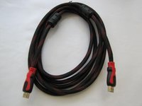 Wholesale HDMI Male to Male Cable V FT HDMI Cable to Ethernet V D P K K HDMI Cable M HDMI