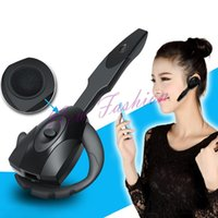 Wholesale Top Wireless Headsets For Pc - Wholesale-TOP Sale!Rechargeable Bluetooth Headset Gaming Bluetooth Headphone Wireless Game Earphone for PS3 PC Mobilephone 35