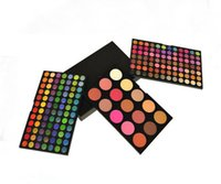 Wholesale Eyeshadow 183 Colors - Wholesale-2015 Professional 183 Color Eyeshadow Eye Shadow Makeup Make Up Palette Kit Cosmetics Express Free Shipping