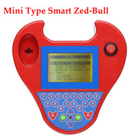 Mini intelligenter Zed Stier Selbstschlüsselprogrammierer Zed-Stier-Transponder-Diagnose-Tools Multi-Language