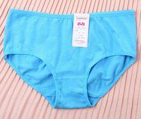 Wholesale Cheapest Women Panties - w1030 Free Shipping 4Size Women Underwear Cheapest Price Cotton Women's Briefs Panties
