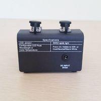 Wholesale Illuminator Optics - Freeshipping Professional Powerful 6 Watt Cold LED Light Dual Goose-neck Optic Fiber Illuminator for Stereo Zoom Microscope