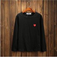 Wholesale Picture Tees - Women Summer T Shirt Girl Letters Shirt Tops Lady Pullover Cotton Playing Picture Embroidery T-shirt Funny Latest New Long Tee Shirt