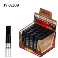 Wholesale Smoke Shop Wholesalers - 25pcs JY-109 Cleaning Cycle Filter Cigarette Holder with Box Mouthpiece Cigarette Gadget Accessories Smoking Pipe BL e-shop