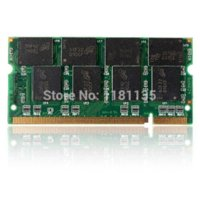 Nuovo 1GB DDR333 PC2700 non-ECC CL2.5 PC del computer portatile DIMM Memoria RAM 200 pin DDR333 PC2700