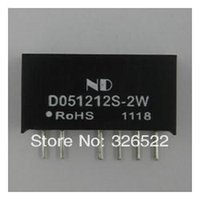 Wholesale Booster 2w - Power module DC-DC dual isolated output D051212S-2W DC DC booster module new stock order<$18no track