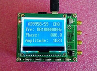 AD9959 Multichannel DDS Generator Module Scheda STM32F103 + display LCD