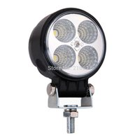 Wholesale Auto 4wd - 3'' inch 12W Auto Car LED Work Lamp Driving Light 12V 24V for 4WD Off Road