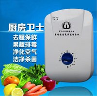 ozone health - 220v health life water ozonizer device food vegetable sterilizer water treatment ozone generator air water purifier purification