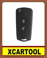 Wholesale Key Alarm Hyundai - car Auto key for Modified Remote Flip Key Shell 2+1 Button for Hyundai Tucson 5pcs lot
