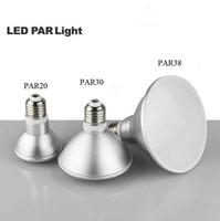 Wholesale 15w Cree Waterproof - Waterproof PAR20 PAR30 PAR38 Led Lights 7W 12W 15W E27 Led Bulbs Light 120 Angle High Lumens Led Lamps AC100-240V UL CE