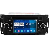 Wincam S160 Android 4.4 Sistema DVD GPS Headunit Sat Nav per Jeep Commander / Grand Cherokee / Patriot con radio Wifi Video Stereo