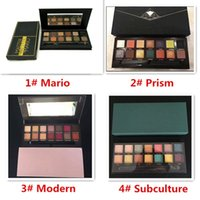Wholesale Love Very - Retail Very High Quality Makeup Eye Shadow Subculture Palette & Modern Palette & Prism & Master Mario 14 Colors Eyeshadow Palette Love It