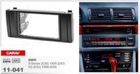 Wholesale Dash Installation Kit - CARAV 11-041 Radio mounting stereo install trim installation 2-DIN dash kit for BMW 5-Series (E39) 1995-2003; X5(E53)1999-2006