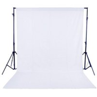 Wholesale Green Screen Photos - Photo Background 1.6*3M 5*10FT Photography Studio Non-woven Backdrop Background Screen 3 Colors Black White Green(optional)