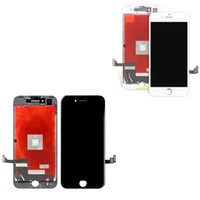 Wholesale Lcd Panel Backlight - New Arrival For Iphone 8 8 Plus LCD Digitizer Display Assembly With Original IC Backlight AAA Quality Cellphone Screen Replacement