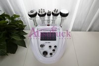 Wholesale Radio Frequency Skin Tightening - NEW Multipolar Vacuum Radio Frequency RF beauty machine for weight loss body slimming 40k Ultrasonic Cavitation fat burning skin tightening