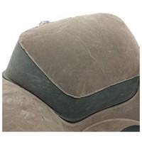 ingrosso cuscino grigio auto-Cuscino gonfiabile caldo del cuscino d'aria di viaggio del cuscino gonfiabile all'ingrosso di SZS per i voli Gray dell'automobile