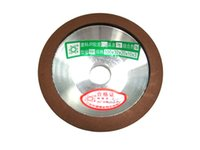 Wholesale Universal Resin - 2015 Hot sell Universal Grinding Wheel alloy wheel bowl-shaped diamond wheel resin wheel 100 125 150