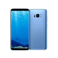 Entsperrt Goophone S8 5,8 zoll S8 Plus 6,2 zoll 1 GB RAM 4 GB ROM Zeigen 4G LTE Quad Core MTK6580 3G WCDMA Android Handy