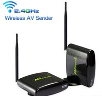Wholesale longest range camera for sale - Group buy PAT GHz m wireless AV sender digital camera Audio Video Transmitter Receiver with Long Range Transmission Analog or Digital PAT360