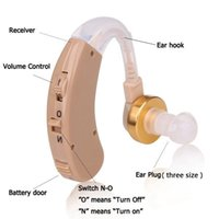 Wholesale Power Supply Prices - Apparatus Whole price China Medico Supplies High Power Hearing Aid BTE Hearing Aids for Elderly Earphone Deafness Aide