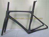 Wholesale Road Bike Carbon 53 - WT-R091 Gravel Road Bike Frame,Full Carbon Fiber Frame, Frame+Fork+Seat Post+Headset+Clamp,Size 46 49 51 53 56 58cm