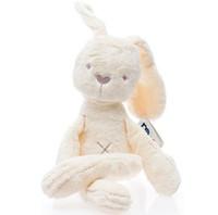 osos de peluche pies al por mayor-2019 Inglés aristocrático 54 cm Mamas Papas bebé conejo dormir cómodo muñeca juguetes de peluche Suave felpa Suave Obediente Conejo Sueño Calmar Muñeca