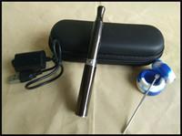 Wholesale Top Seller Pen Vaporizer - cloud wax vaporizer pen puffco wax attachment dual quartz ceramic rod coil heating element starter kit 2016 top seller