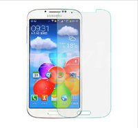 Wholesale Screen Protector Note2 - Samsung Galaxy S4 S3 S2 Note2 Tempered Glass Screen Protector w. Retail Package. 0.2MM 9H 2.5D