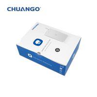 sécurité chuango achat en gros de-LS111- Livraison gratuite Chuango WD-80 315Mhz sans fil détecteur de vibrations de sécurité à domicile pour Chuango G5 / A11 / B11 / G3