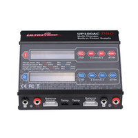 Wholesale Multi Charger Lipo - Ultra Power UP100AC DUO 100W LiIo LiPo LiFe NiMH NiCD Battery Multi Balance Charger Discharger