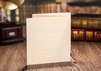 Wholesale Birthday Express Invitations - Wholesale-Customized luxury laser cut wedding invitations card,birthday,christmas party,casamento convites,100pcs,Express free shipping