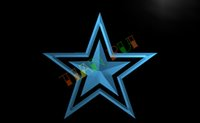 LA127-TM Dallas Cowboys Bar Logo Pub Beer Sign Neon Light. Propaganda. panel.jpgl.jpg levou
