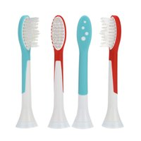 Wholesale Philips Toothbrush Diamond - Hot Sale Electric Toothbrush Replacement Heads Fits for Philips Proresults Sonicare Diamond Clean HX6044 4Pcs Tooth brush Heads