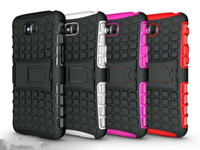 Wholesale Optimus Pc - Mix Color Dual TPU&PC Heavy Duty armor stand case For Optimus G Pro Lite D680 D686 for LG Free Shipping 1pcs