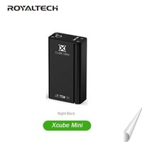100% autentico Smok Xcube mini 75w Tc Box mod VVVW Mod Xcube ii mini genuino Xcube mini mod STOCK OFFERTA