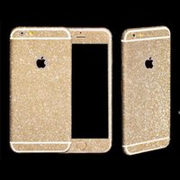 Autocollants complets pour iPhone 4 4S 5 5S 6 6s Plus 6Plus