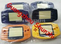 Custodia Shell per Gameboy Advance GBA Housing Set completo di guscio in tela guscio all'ingrosso di guscio all'ingrosso
