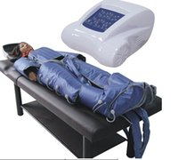 Wholesale Portable Pressotherapy - portable 3 in1 pressotherapy lymph drainage machine hot sale