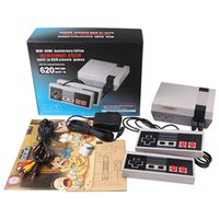 Wholesale Music Games Pc - 620 Games! classic edition TV Handheld Game Console Mini Portable Video Game systems Console For NES Windows PC Mac with 620 Built-in Games